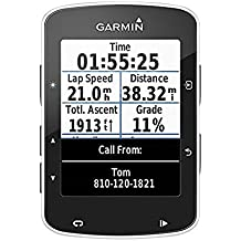 Garmin Edge 520 GPS Bike Computer Without Heart Rate Monitor, 7.3cm x 4.9cm x 2.1cm (Renewed)