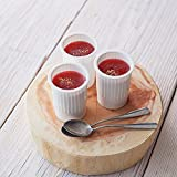 ルタオ (LeTAO) チーズ イチゴプリン クレームフロマージュ ルージュ 70g×3本入