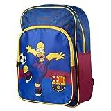 F.C. Barcelona バルセロナ x シンプソンズ コラボ バックパック/リュックサック