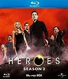 HEROES シーズン3 ブルーレイBOX [Blu-ray]