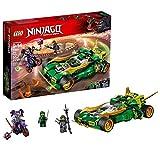 LEGO Ninjago Ninja Nightcrawler 70641 Building Kit (552 Piece)