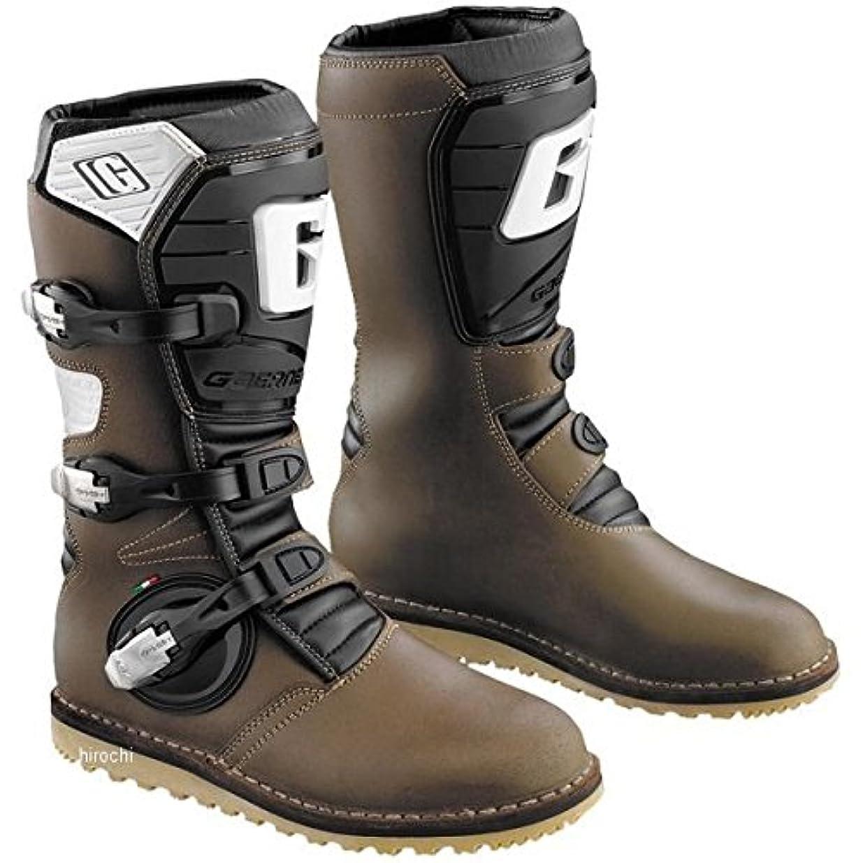 アクティブ見通し解釈的ガエルネ GAERNE ブーツ Balance Pro-Tech ブラウン 9サイズ(27cm) 455410 2524-013-09