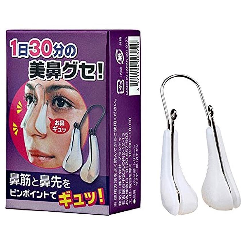 ブームキュービック引数鼻筋ビューティー 鼻クリップ 鼻矯正 鼻美容 1日30分 美鼻ケア