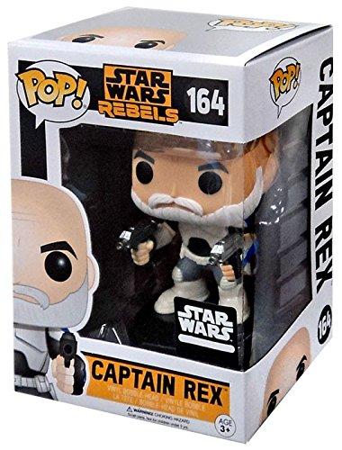 Funko POP Captain Rex Star Wars Rebels Smuggler 's Bounty 3月2017Exclusive # 164