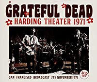 Harding Theater 1971 (3Cd) by Grateful Dead