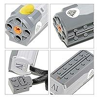 FidgetGear 8883 Mモーターと互換性がある力機能モータービルディングブロックの部品