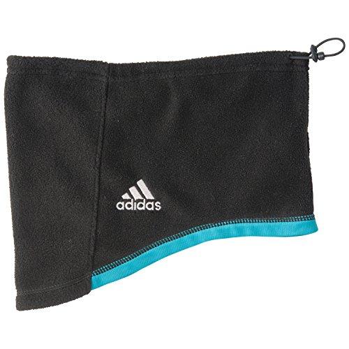 (アディダス)adidas サッカーウェア トレーニングネックウォーマー BJY22 [ユニセックス] AP2837 ブラック/イーキューティーグリーン S16 OSFX