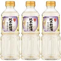 ミツカン 純米料理酒 600ml×3本