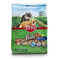Kaytee Fiesta Hamster Gerbil, 2.5-Pound by Kaytee