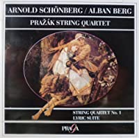 Schoenberg;Quartet No.1,Op7