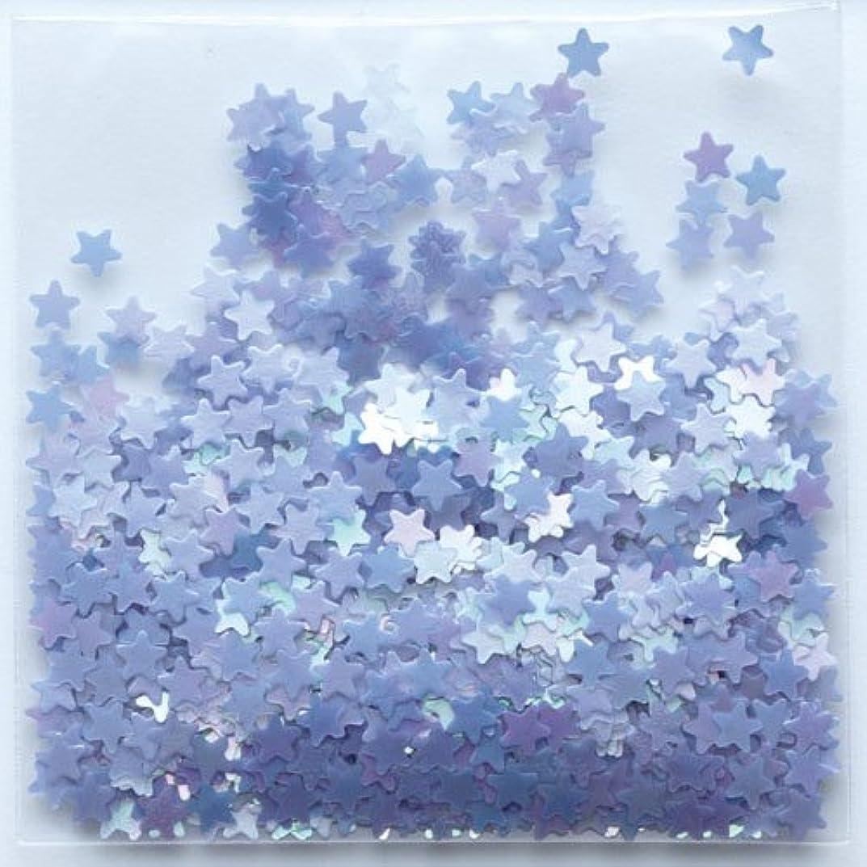 ピカエース ネイル用パウダー 星パステル #174 ラベンダー 0.5g