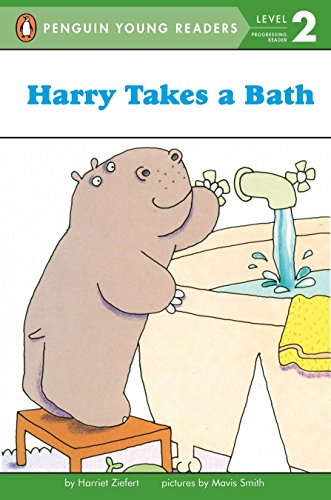 Harry Takes a Bath (PUFFIN EASY-TO-READ, L1)の詳細を見る