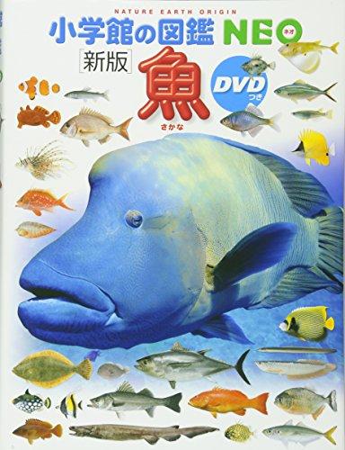 DVD付 新版 魚 (小学館の図鑑 NEO)の詳細を見る