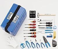 ホーザン(HOZAN) 工具セット 入組40点  工場、学校、研究所の備品や家庭でのDIY、車載工具、防災用に S-351