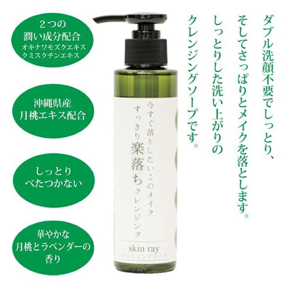 誘惑アレルギー性感謝するスキンレイ クレンジングソープ10本(1本?150ml)