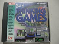 Best of Thinking Games, Challenge Your Mind with the Best Brain Teasers & Brain Games (輸入版)