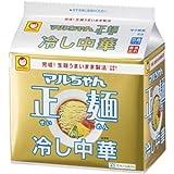 マルちゃん正麺冷し中華5P×6個
