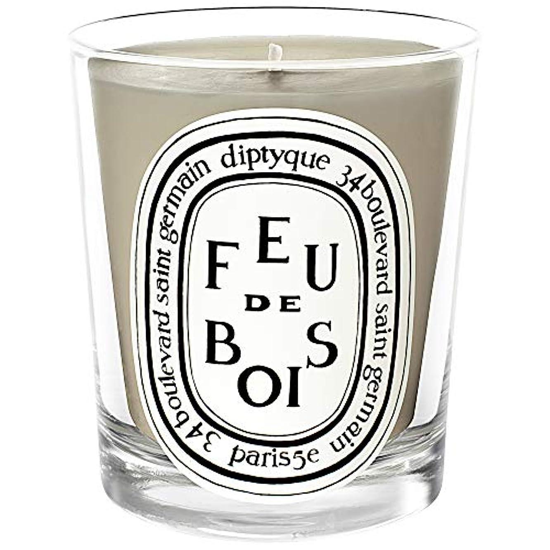 マーガレットミッチェルヒップ今晩[Diptyque] ミニキャンドル70グラムを香りDiptyqueのFeuデボワ - Diptyque Feu De Bois Scented Mini Candle 70g [並行輸入品]