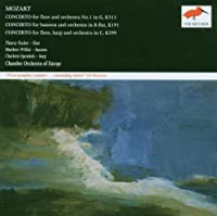 Flute Concerto / Bassoon Concerto / Flute & Harp by W.A. Mozart