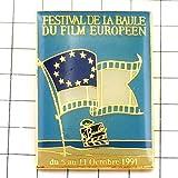 限定 レア ピンバッジ ラボル海ヨーロッパ映画祭 ピンズ フランス