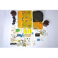 Q-BAIHE パス禅シングルエンドクラスAヘッドフォンアンプアンプ5ワットのデュアル0-AC24V用のDIYキット