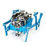 Makeblock プログラミングロボット mBot 機能拡張パーツキット Six-legged Robot 日本語版 【日本正規代理店品】 99091