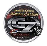 G7(ジーセブン) ライン トーナメント バルクライン フロロカーボン 300m 3.5号 14LB.