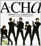 A-CHa SUPER JUNIOR 5th Album [韓国盤] 画像