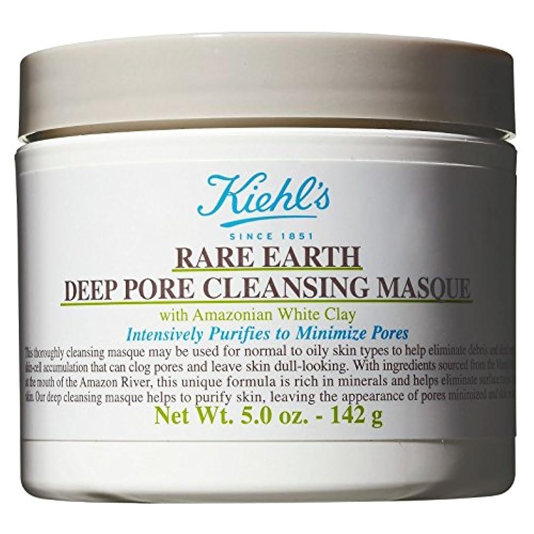 賢明な裁定想像する[Kiehl's] キールズ希土類ポアクレンジング仮面の125ミリリットル - Kiehl's Rare Earth Pore Cleansing Masque 125ml [並行輸入品]