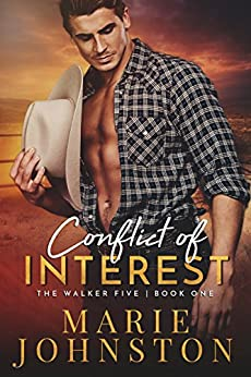 Conflict of Interest (The Walker Five Book 1) by [Johnston, Marie]