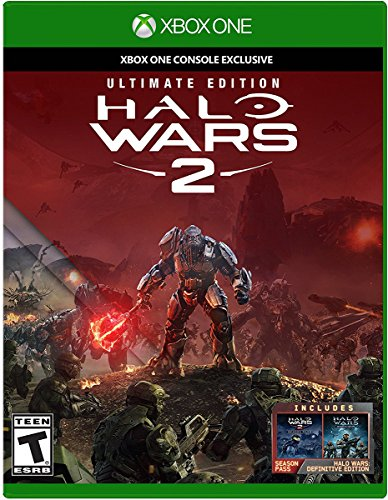 Halo Wars 2 Ultimate Edition (輸入版:北米) - XboxOneの詳細を見る