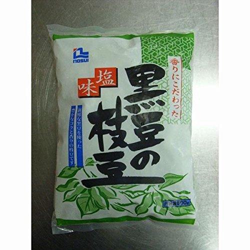 ノースイ 塩味黒豆の枝豆 500g