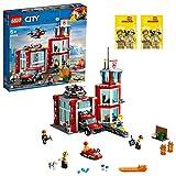 レゴ(LEGO) シティ 消防署 60215 & レゴランド(R) ジャパン ペアご招待券 セット