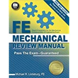 FE Mechanical Review Manual New edition by Lindeburg PE, Michael R. (2014) Paperback