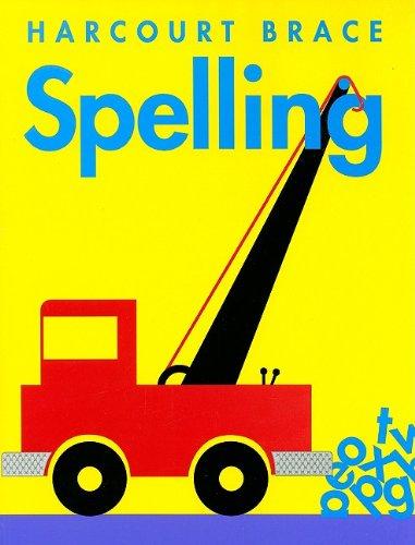 Download Harcourt Brace Spelling 0153136502