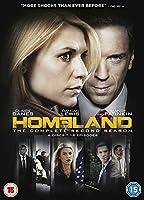 Homeland: The Complete Second Season [Region 2]