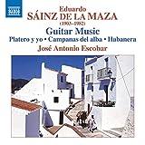 E.S.デ・ラ・マーサ:ギター音楽集