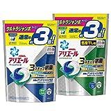 【Amazon.co.jp 限定】【まとめ買い】アリエール 洗濯洗剤 ジェルボール3D 詰め替え 2種セット ウルトラジャンボ 52個×2種類