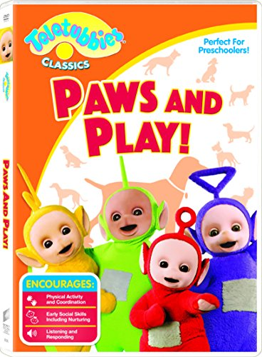 Teletubbies Classics: Paws & Play [DVD] [Import]