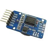 電子太郎 DC 3.3-5.5V DS3231 AT24C32 高精度リアルタイムクロックモジュール