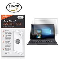 Samsung Galaxy Book 12ClearTouchアンチグレア( 2- Pack )とClearTouchクリスタル2パック–プレミアム品質スクリーンガードシールドにを傷–Chooseアンチグレア、またはクリスタルクリア bw-862-14731-0
