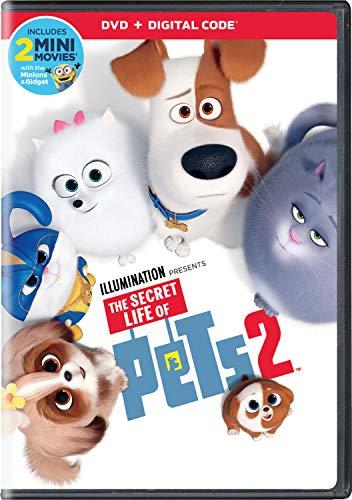 The Secret Life of Pets 2 [DVD]