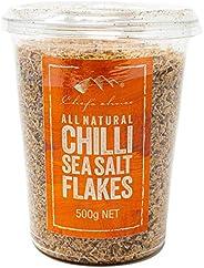 Chef's Choice All Natural Chilli Sea Salt Flakes 5