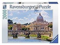 2000ピース ジグソーパズル ローマのサンタンジェロ橋 Engelsbrücke in Rom  (98 x 75 cm)