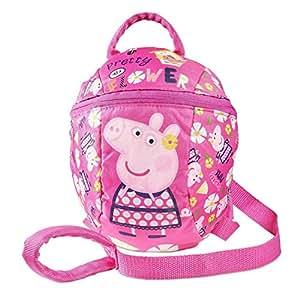 Peppa Pig Junior Backpack with Reins