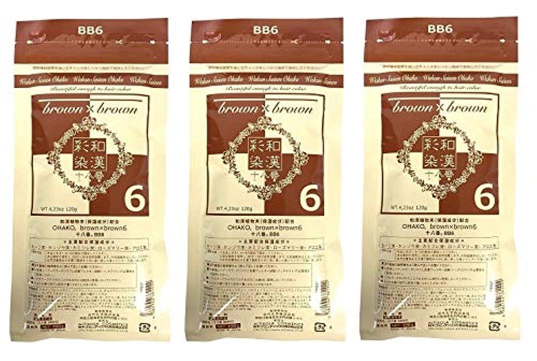 心のこもった神誇りに思う【3個セット】グランデックス 和漢彩染 十八番 120g BB6