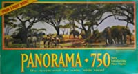 African Oasis Panorama 750 Piece Puzzle by African Oasis