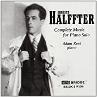 Ernesto Halffter: Complete Music for Piano Solo (2001-03-13)