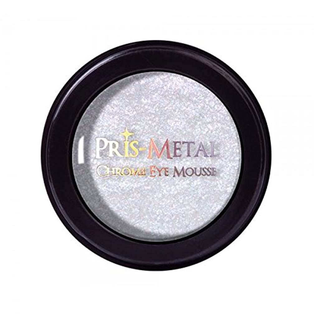 ショット褒賞抜け目のないJ. CAT BEAUTY Pris-Metal Chrome Eye Mousse - Holography Types (並行輸入品)