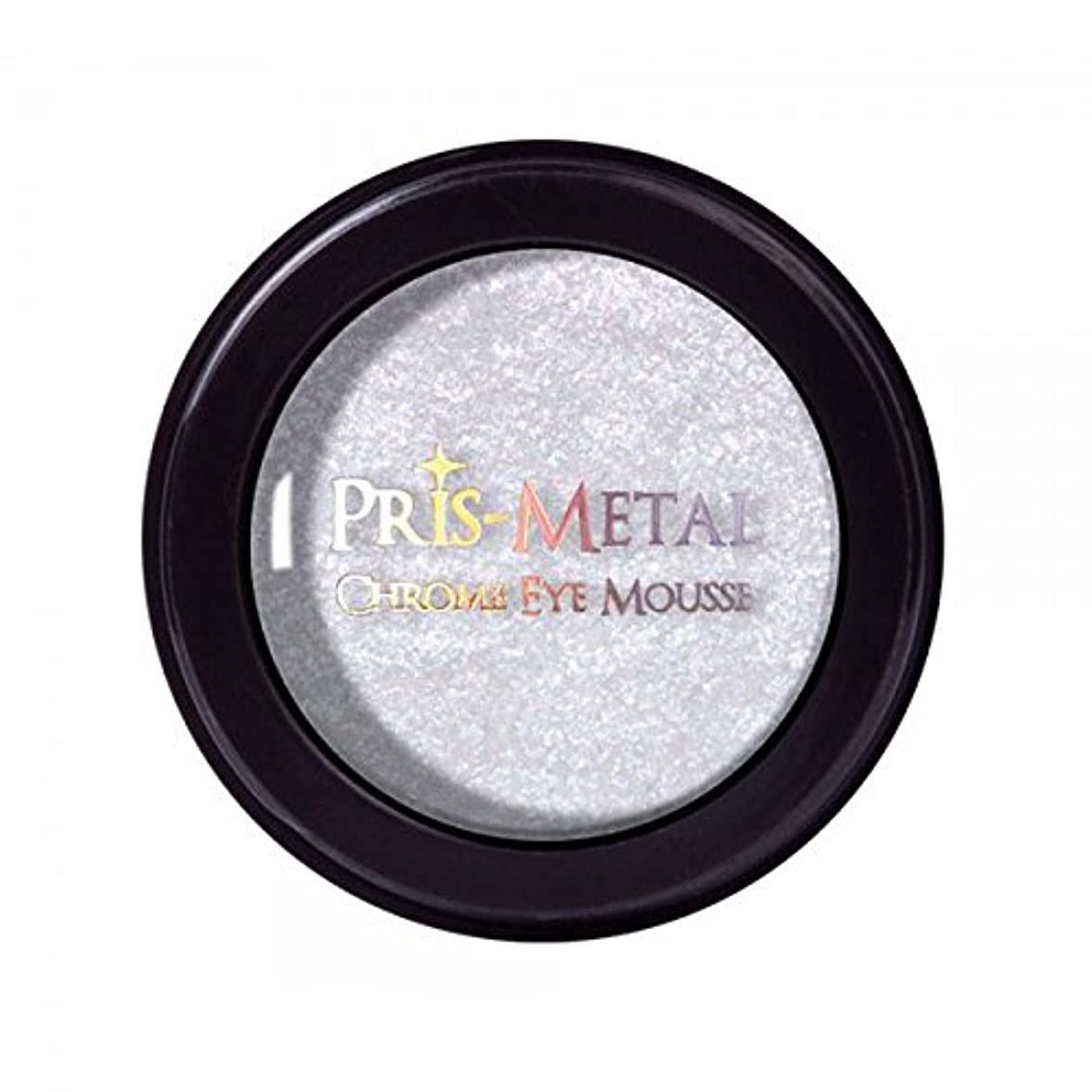 カスケード酸度優雅J. CAT BEAUTY Pris-Metal Chrome Eye Mousse - Holography Types (並行輸入品)